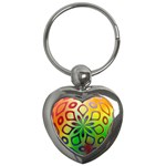 Alternative%20Flower-346872 Key Chain (Heart)
