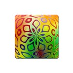 Alternative%20Flower-346872 Magnet (Square)
