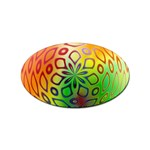 Alternative%20Flower-346872 Sticker Oval (10 pack)