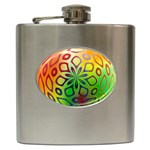 Alternative%20Flower-346872 Hip Flask (6 oz)