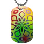 Alternative%20Flower-346872 Dog Tag (Two Sides)