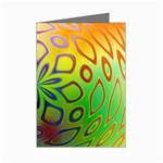 Alternative%20Flower-346872 Mini Greeting Cards (Pkg of 8)