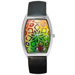 Alternative%20Flower-346872 Barrel Style Metal Watch