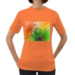 Alternative%20Flower-346872 Women s Dark T-Shirt