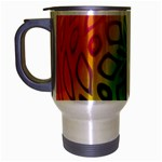 Alternative%20Flower-346872 Travel Mug (Silver Gray)
