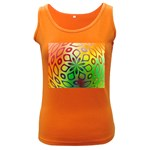 Alternative%20Flower-346872 Women s Dark Tank Top