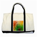 Alternative%20Flower-346872 Two Tone Tote Bag