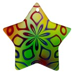 Alternative%20Flower-346872 Star Ornament (Two Sides)