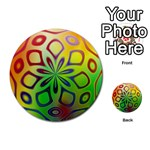 Alternative%20Flower-346872 Multi-purpose Cards (Round)