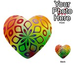 Alternative%20Flower-346872 Multi-purpose Cards (Heart)
