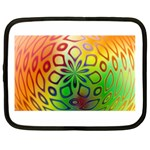 Alternative%20Flower-346872 Netbook Case (XL)