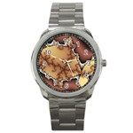 tabula_wallpaper-145984 Sport Metal Watch