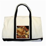 tabula_wallpaper-145984 Two Tone Tote Bag