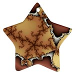tabula_wallpaper-145984 Star Ornament (Two Sides)