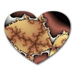 tabula_wallpaper-145984 Mousepad (Heart)
