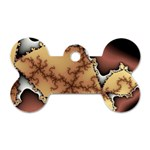 tabula_wallpaper-145984 Dog Tag Bone (One Side)