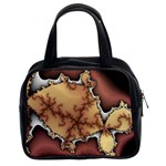 tabula_wallpaper-145984 Classic Handbag (Two Sides)