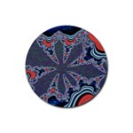 fractal_supiart_wallpaper-816331 Rubber Coaster (Round)