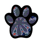 fractal_supiart_wallpaper-816331 Magnet (Paw Print)