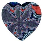 fractal_supiart_wallpaper-816331 Jigsaw Puzzle (Heart)