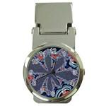 fractal_supiart_wallpaper-816331 Money Clip Watch