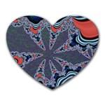 fractal_supiart_wallpaper-816331 Mousepad (Heart)