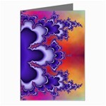 fractal_wallpaper-212207 Greeting Card