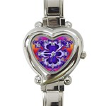 fractal_wallpaper-212207 Heart Italian Charm Watch