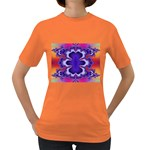 fractal_wallpaper-212207 Women s Dark T-Shirt