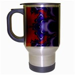fractal_wallpaper-212207 Travel Mug (Silver Gray)