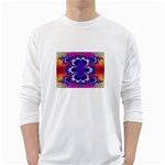 fractal_wallpaper-212207 Long Sleeve T-Shirt