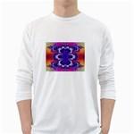 fractal_wallpaper-212207 Long Sleeve T-Shirt