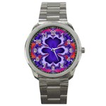 fractal_wallpaper-212207 Sport Metal Watch
