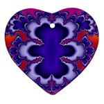 fractal_wallpaper-212207 Heart Ornament (Two Sides)