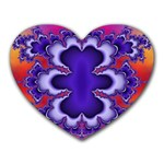 fractal_wallpaper-212207 Mousepad (Heart)