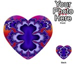 fractal_wallpaper-212207 Multi-purpose Cards (Heart)