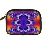 fractal_wallpaper-212207 Digital Camera Leather Case