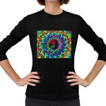 goa2-97848 Women s Long Sleeve Dark T-Shirt