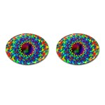 goa2-97848 Cufflinks (Oval)