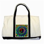 goa2-97848 Two Tone Tote Bag