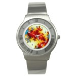 goglow-153133 Stainless Steel Watch