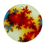 goglow-153133 Round Ornament (Two Sides)