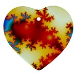 goglow-153133 Heart Ornament (Two Sides)