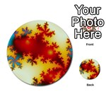 goglow-153133 Multi-purpose Cards (Round)