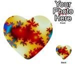 goglow-153133 Multi-purpose Cards (Heart)