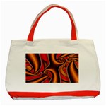 3z28d332-625646 Classic Tote Bag (Red)