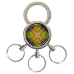 Bobo-660847 3-Ring Key Chain