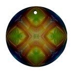 Bobo-660847 Round Ornament (Two Sides)