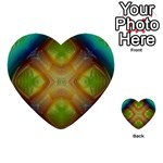 Bobo-660847 Multi-purpose Cards (Heart)