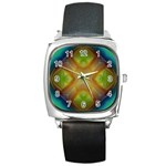 Bobo-660847 Square Metal Watch